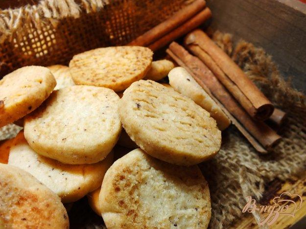 Рецепт Пряное печенье из песочного теста