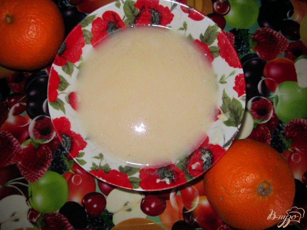 Фото приготовление рецепта: Апельсиновый манник шаг №1