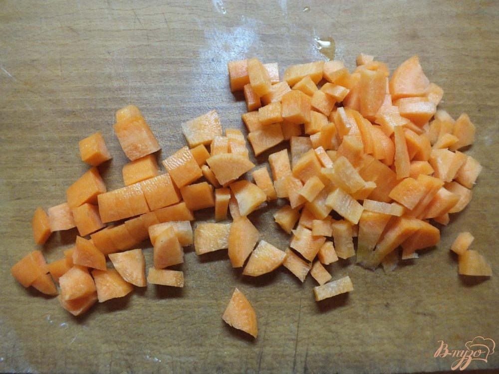 Фото приготовление рецепта: Вкуснейший суп из фиолетовой капусты шаг №1