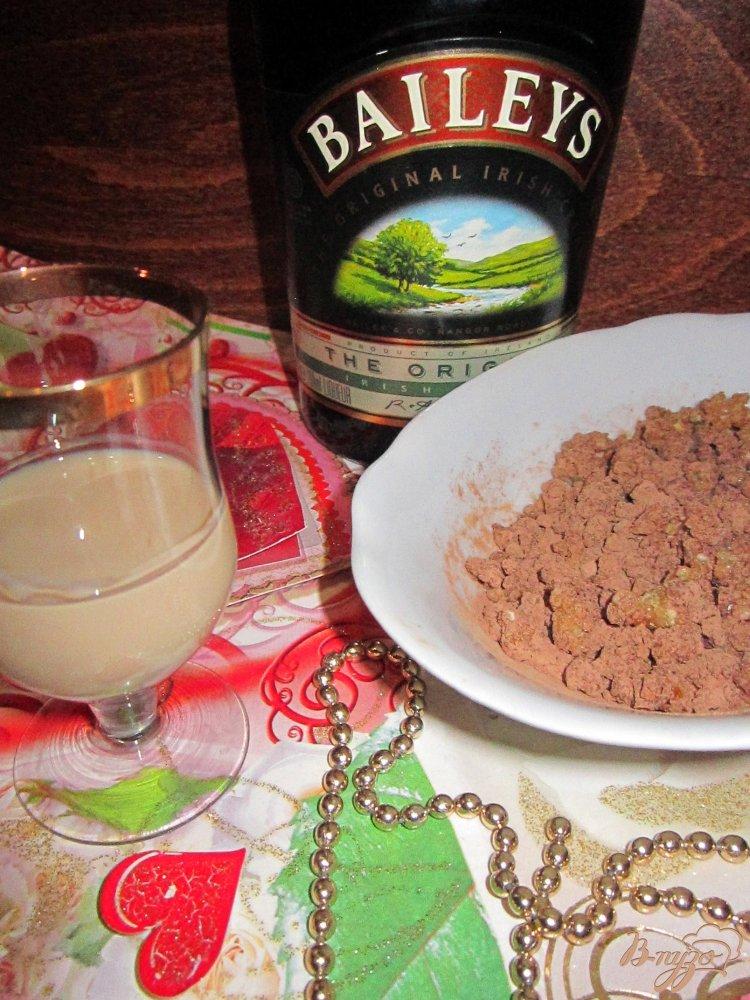 Фото приготовление рецепта: Конфеты с ликером шаг №2