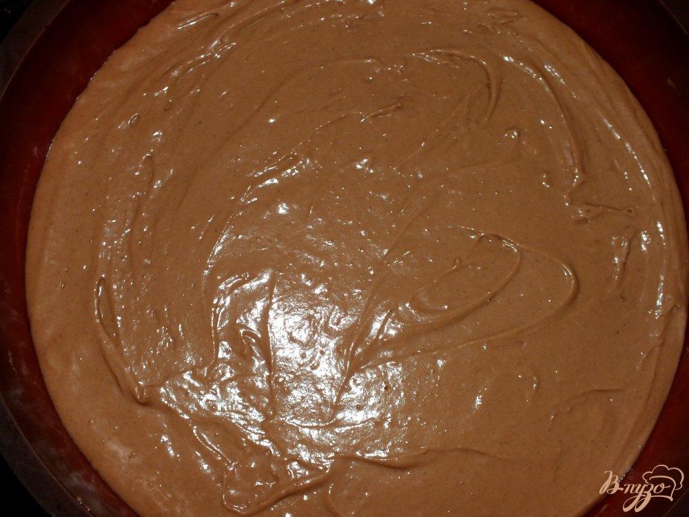 Фото приготовление рецепта: Торт с малиновым суфле шаг №1