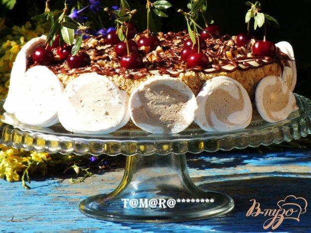 Торт з вишнею з мультискороварки. Як приготувати з фото