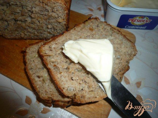 фото рецепта: Овсяный хлеб с луком
