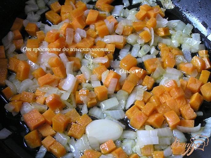 Фото приготовление рецепта: Рагу из индейки с брюссельской капустой шаг №1