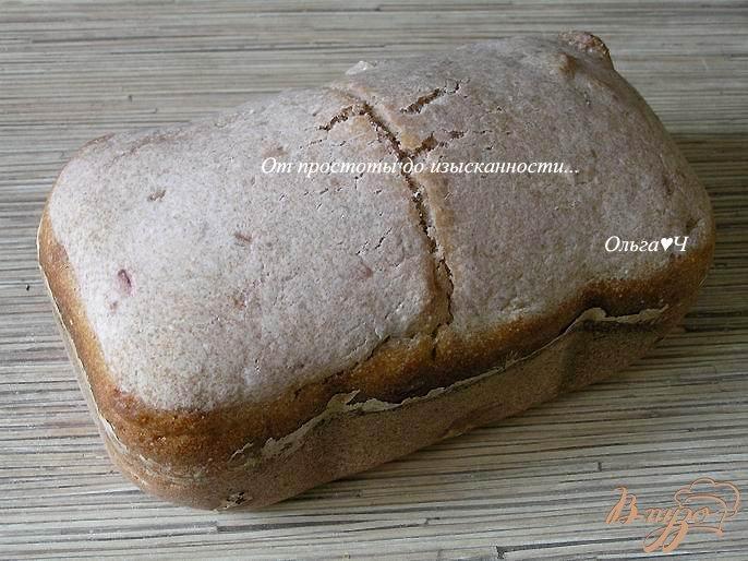 Фото приготовление рецепта: Хлеб со свеклой шаг №4