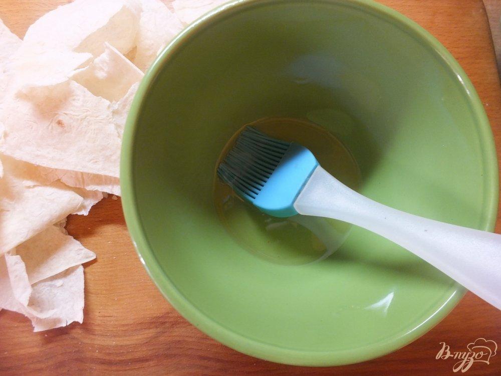 Фото приготовление рецепта: Язычки сахарные со специями шаг №2