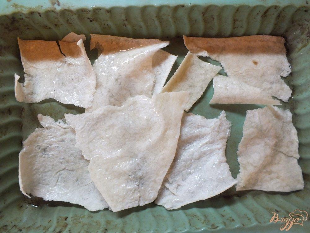 Фото приготовление рецепта: Язычки сахарные со специями шаг №3