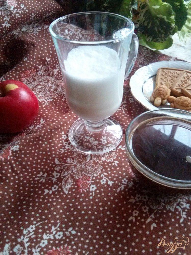 Фото приготовление рецепта: Латте в домашних условиях шаг №3