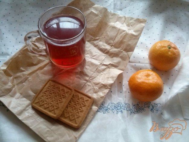 имбирный чай рецепт фото