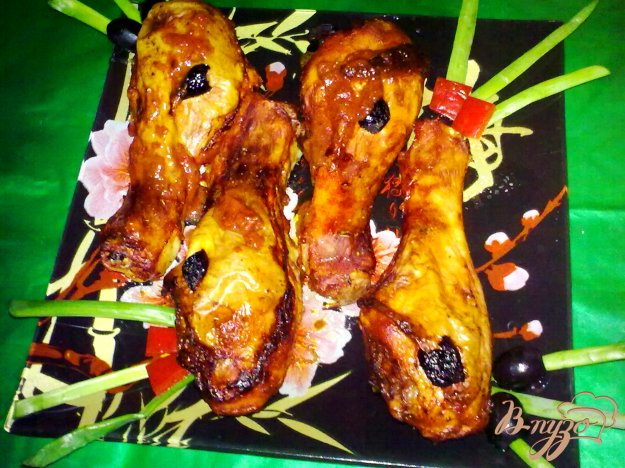 фото рецепта: Куриные ножки в маринаде