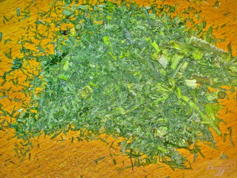 Фото приготовление рецепта: Макароны с брынзой шаг №4