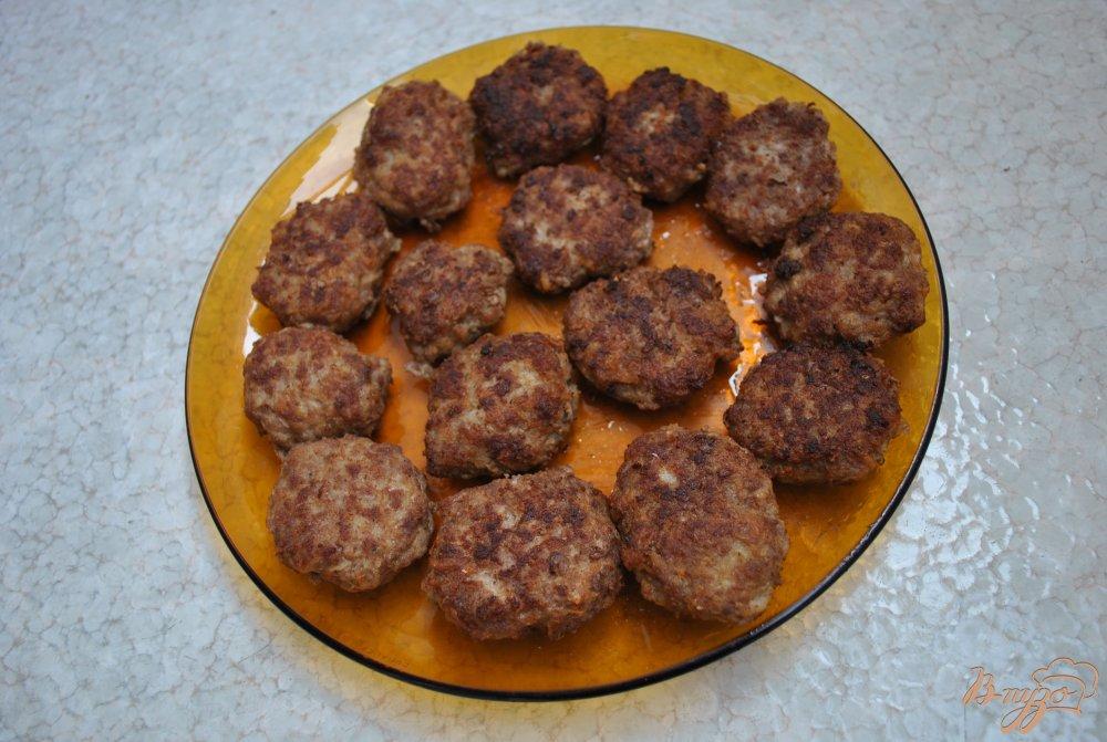 Фото приготовление рецепта: Котлетки с картофелем шаг №8