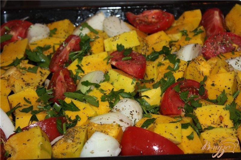 Фото приготовление рецепта: Суп-пюре из тыквы шаг №2