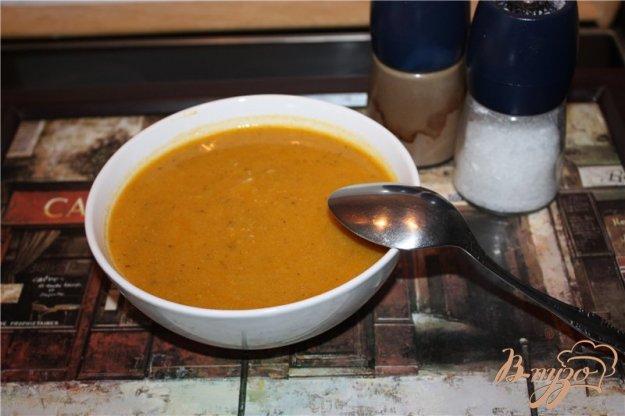 фото рецепта: Суп-пюре из тыквы