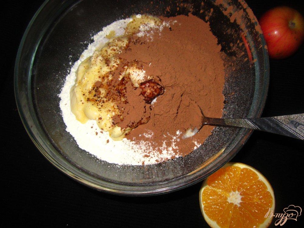 Фото приготовление рецепта: Торт из печенья и сухого молока шаг №1