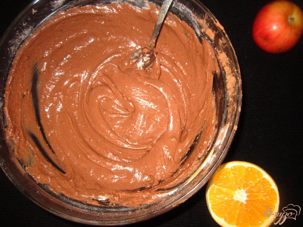 Фото приготовление рецепта: Торт из печенья и сухого молока шаг №3