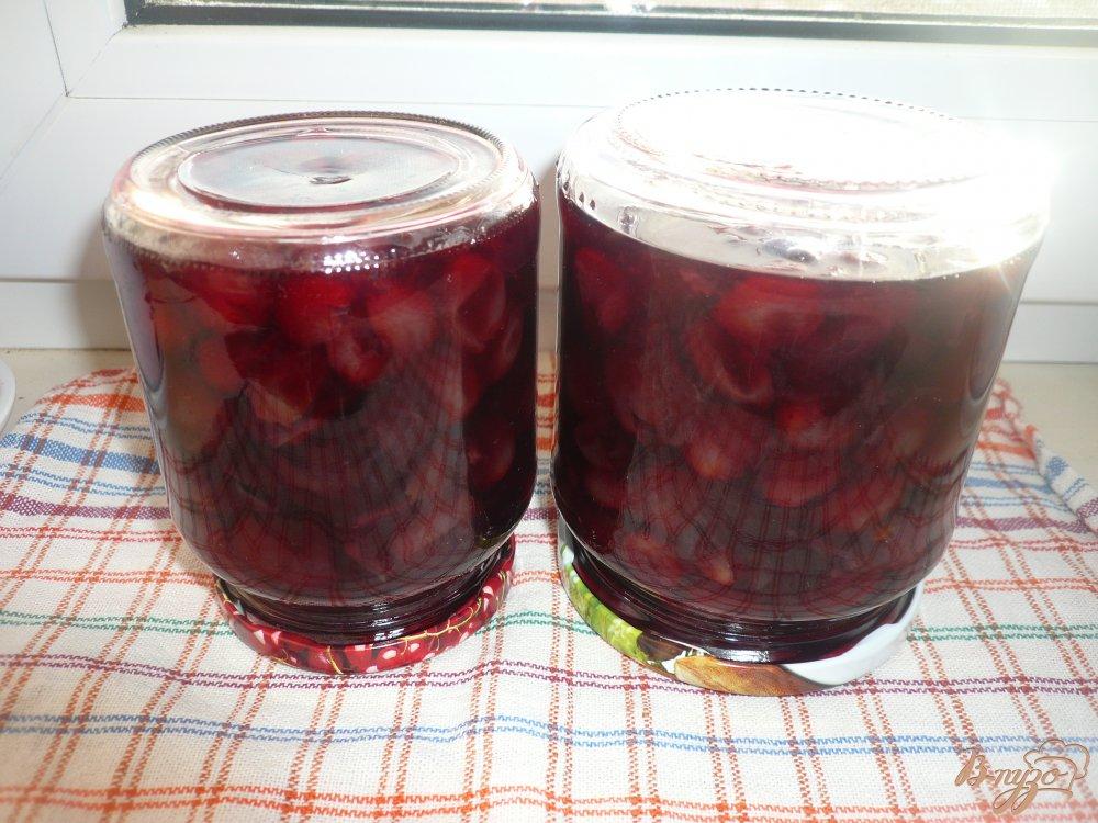 Фото приготовление рецепта: Простое виноградное варенье шаг №12