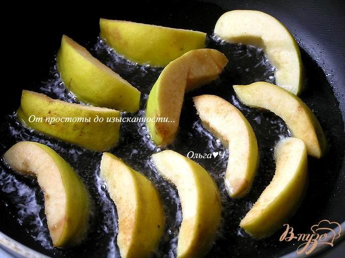 Фото приготовление рецепта: Десерт Айва под