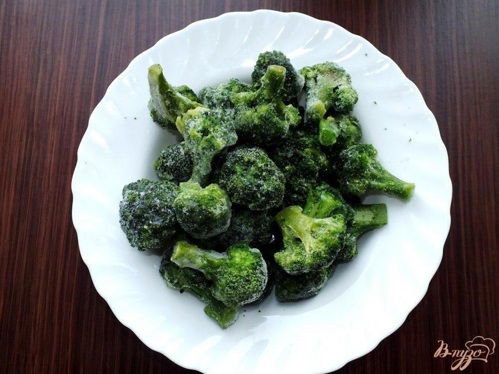 Фото приготовление рецепта: Запеканка с брокколи шаг №1