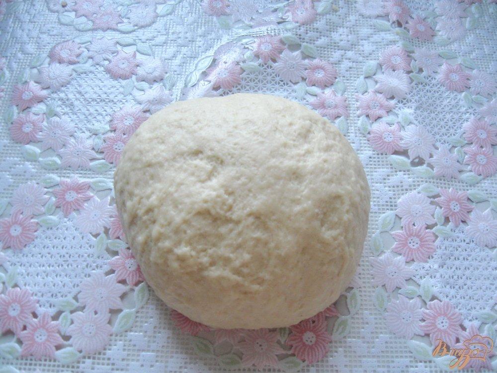 Фото приготовление рецепта: Плетенка с маком шаг №4