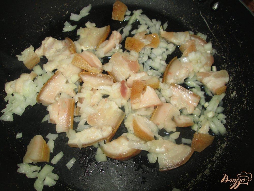 Фото приготовление рецепта: Самый вкусный борщ на сале шаг №6