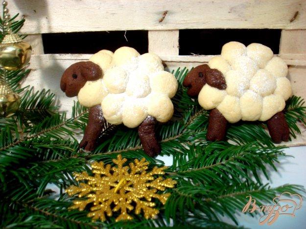 фото рецепта: Печенье  овечки