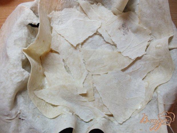 Капустный пирог из листового лаваша