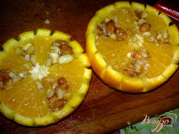 Апельсины в духовке
