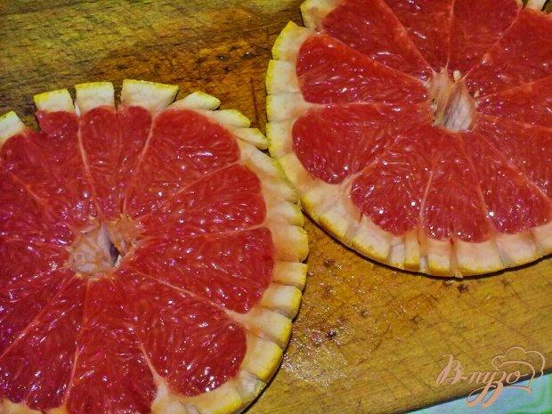 Грейпфрут запеченный