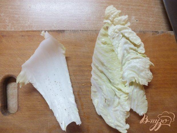 Салат деревенский с курицей