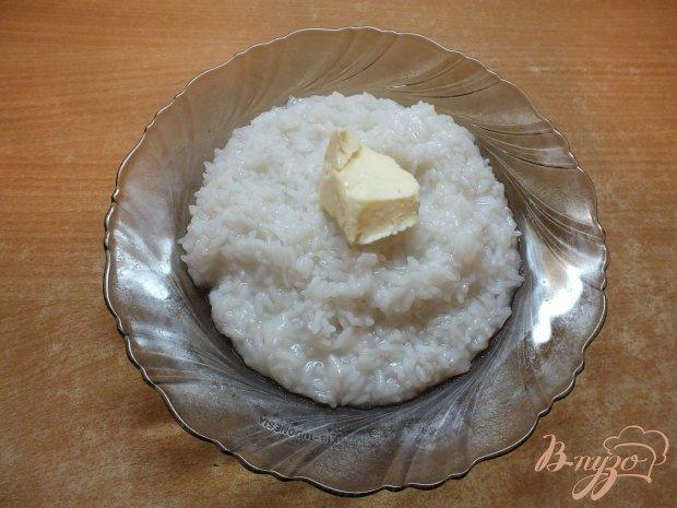 Сладким рис с вяленой ягодой к завтраку