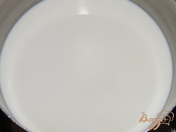 Французская рисовая запеканка с вишней