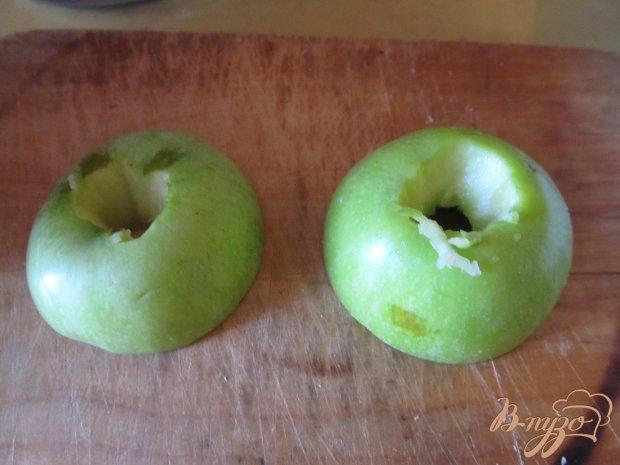 """""""Конвертики"""" с яблоком"""