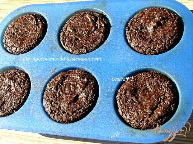 Шоколадные кексы (постные)
