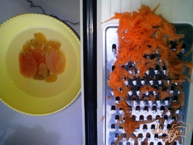 Запеканка из творога с морковью