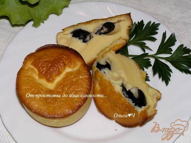 Йоркширские пудинги с маслинами