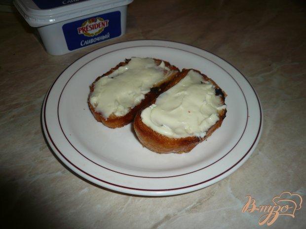 Горячие бутерброды с сыром и перцем