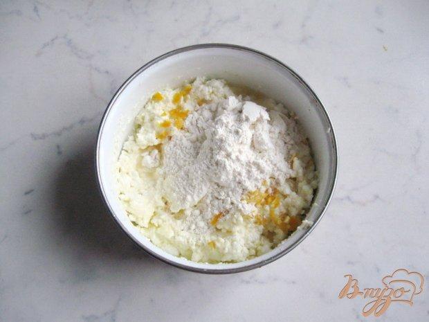 Сырники с апельсином