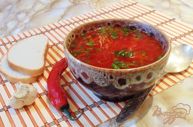 Борщ из квашеной капусты рецепт с пошагово