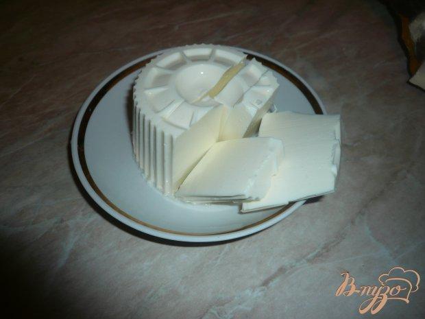 Плюшки слоеные с сыром и вареньем