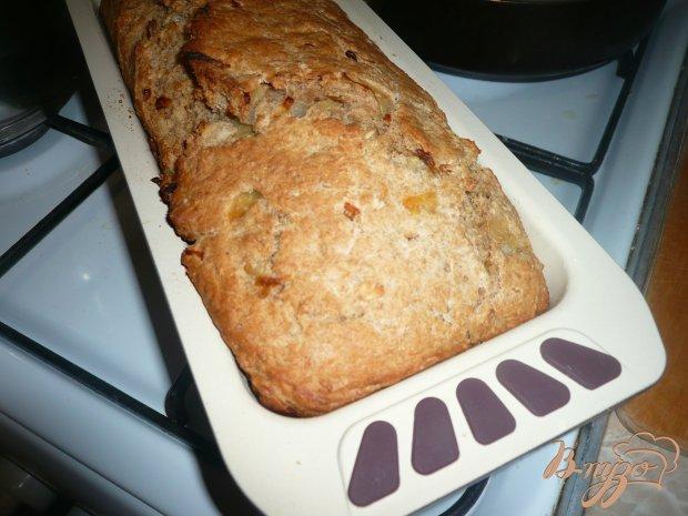 Овсяный хлеб с луком