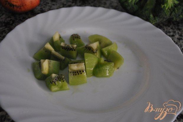 Кисло-сладкий смузи из брокколи