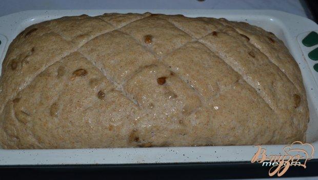 Хлеб пшенично-ржаной на квасе