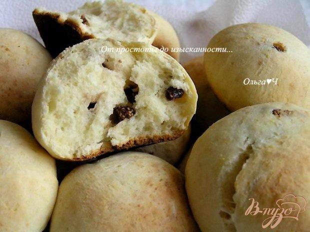Творожные булочки с земляникой