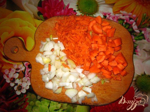 Рагу в мультиварке с курицей и овощами