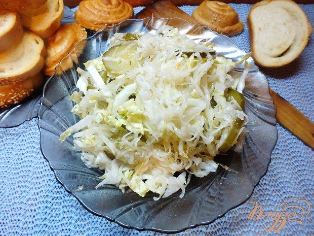 Салат из соленостей