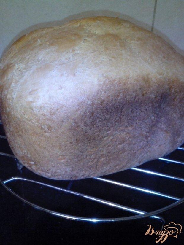 Хлеб сдобный с кунжутом в хлебопечке