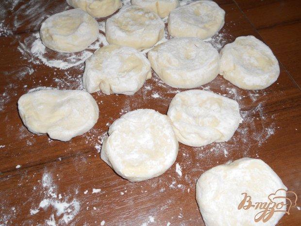 Пирожки с картофелем и чесноком