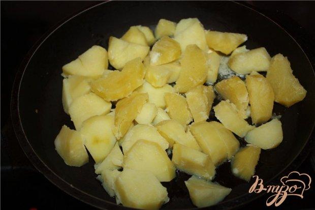 """Вчерашняя"" картошка"