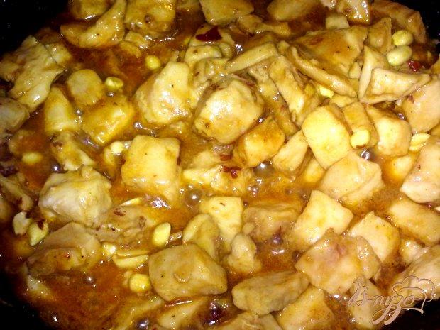 Куриное филе Кунг-Пао